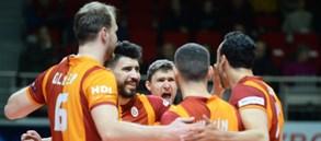 Halkbank 0-3 Galatasaray