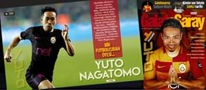 Huzurlarınızda Yuto Nagatomo