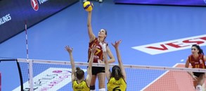 Galatasaray HDI Sigorta 0-3 Vakıfbank