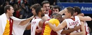 Maça Doğru: Fenerbahçe Ülker - Galatasaray