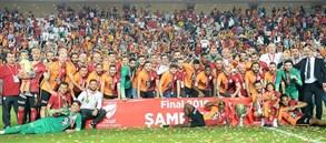 Kupa Bizim!   Galatasaray 1-0 Fenerbahçe