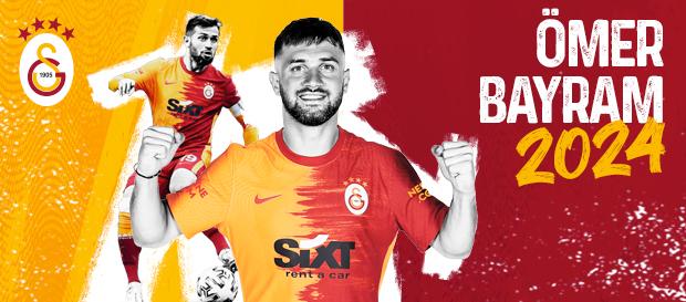 Ömer Bayram ile yeni sözleşme imzalandı