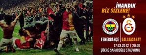 Maça Doğru: Fenerbahçe – Galatasaray