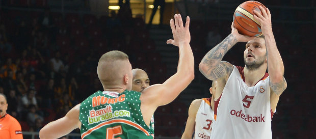 Banvit 79–64 Galatasaray Odeabank
