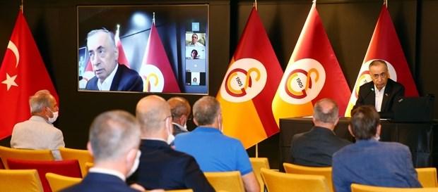 Kurullarımız Başkanımız Mustafa Cengiz başkanlığında toplandı