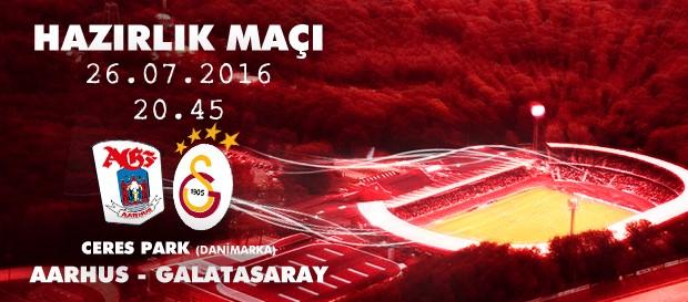 Danimarka Galatasaray'ı Bekliyor