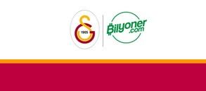 Galatasaray ve Bilyoner.com sponsorluk anlaşması imza töreni