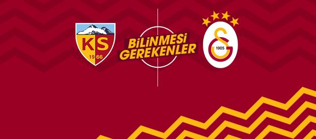 OPTA Facts | İstikbal Mobilya Kayserispor – Galatasaray