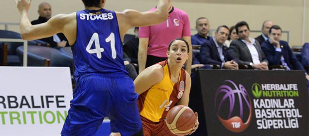 Galatasaray 80 - 77 Fenerbahçe Öznur Kablo