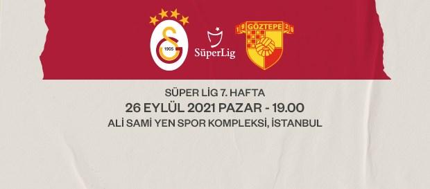 Maça Doğru | Galatasaray - Göztepe