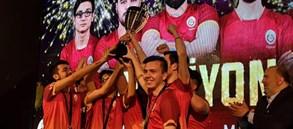 Zula Süper Lig 3. Sezon Şampiyonu Galatasaray Espor!