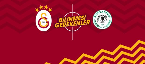OPTA Facts | Galatasaray – Konyaspor