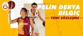 Pelin Derya Bilgiç ile yeni sözleşme imzalandı