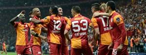 Galatasaray 12. Kez UEFA Şampiyonlar Ligi'nde
