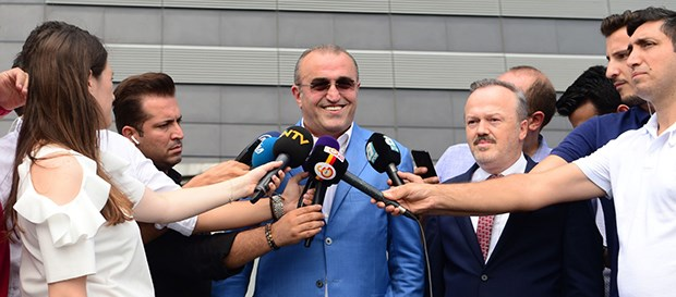 """""""Her şeyden önemlisi Galatasaray'ın menfaatleri"""""""