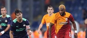 Galatasaray 1-2 PSV Eindhoven