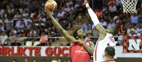 Gaziantep Basketbol 79 - 69 Galatasaray Doğa Sigorta