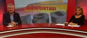 Ömer Yalçınkaya GSTV'ye konuk oldu