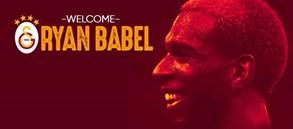 Hoş geldin Ryan Babel