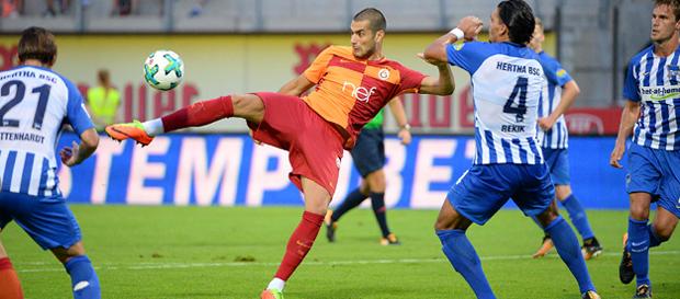 Galatasaray 1 - 2 Hertha Berlin