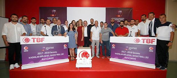 2017-2018 sezonu KKBL kura çekimi düzenlendi