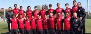 U19 Türkiye Şampiyonu Galatasaray