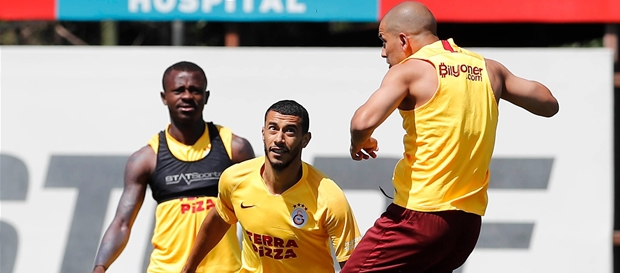 MKE Ankaragücü maçı kamp kadromuz
