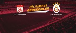 Opta Facts   Demir Grup Sivasspor - Galatasaray