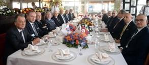 Divan Kurulu Başkanları bir araya geldi