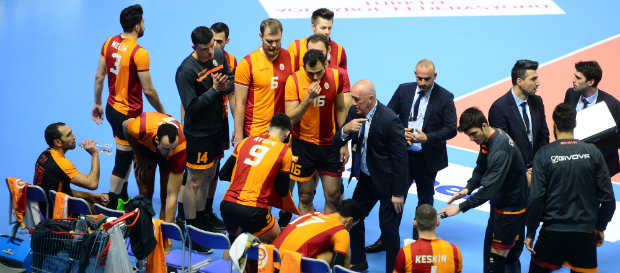İkbal Afyon Belediye Yüntaş 3-1 Galatasaray