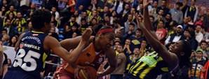 Fenerbahçe 81 - 61 Galatasaray Odeabank