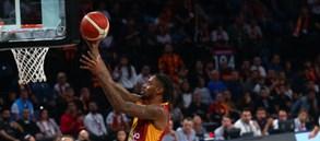 Galatasaray Doğa Sigorta 74-65 Beşiktaş Sompo Sigorta