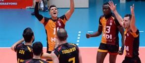 Galatasaray HDI Sigorta 3-1 İnegöl Belediye