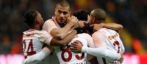 Kayserispor 1 - 3 Galatasaray