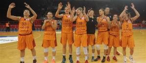 Galatasaray Odeabank Avrupa Ligi'nde Çeyrek Finalde