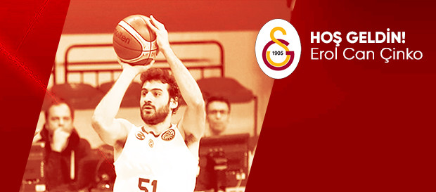 Erol Can Çinko Galatasaray'da