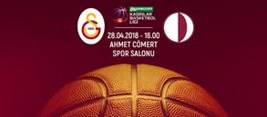 Maça doğru | Galatasaray – Yakın Doğu Üniversitesi
