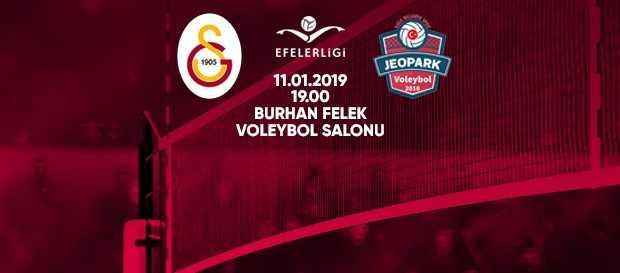 Maça doğru | Galatasaray - Jeopark Kula Belediye