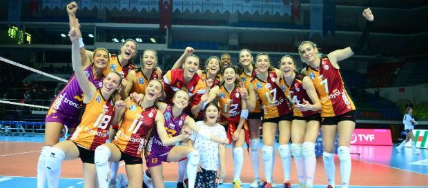 Galatasaray 3-1 Dinamo Moskova