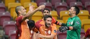 Galatasaray 1 - 0 Kardemir Karabük