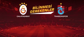 Opta Facts | Galatasaray - Trabzonspor