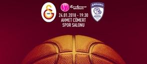 Maça doğru   Galatasaray – Dynamo Kursk