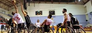 Uluslararası Tekerlekli Sandalye Basketbol Federasyonu Heyeti İstanbul'da