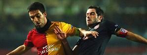 Galatasaray 1 Atletico Madrid 2
