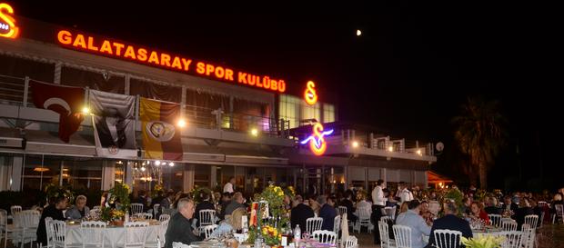 Galatasaray Yardımlaşma ve Dayanışma Sandığı geleneksel yemek organizasyonu gerçekleştirildi