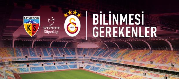 OPTA Facts | Kayserispor – Galatasaray