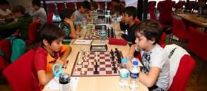 Galatasaray Spor Kulübü HDI Sigorta 10 Kasım Atatürk'ü Anma Satranç Turnuvası başladı