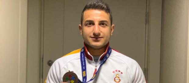 Bilal Çiloğlu earns bronze in Judo Grand Prix Tashkent