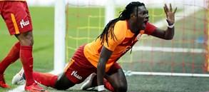 600. gol Bafetimbi Gomis'ten