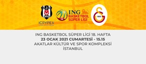 Maça Doğru | Beşiktaş Icrypex - Galatasaray